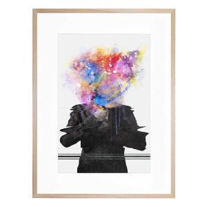 Glitch Mob - Framed Print