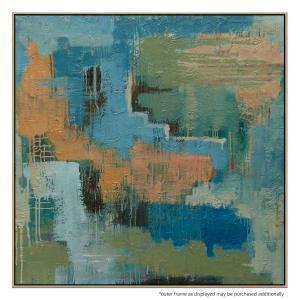 Concrete Jungle - Canvas Print