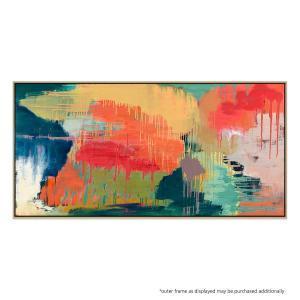Sunshine Through the Clouds - Canvas Print