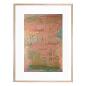 Flamingo Sands - Framed Print