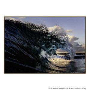 Shattering Sea - Canvas Print