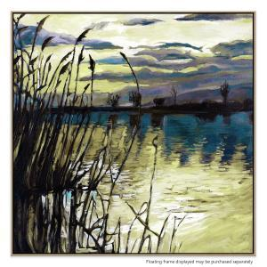 Lago Splendida - Canvas Print