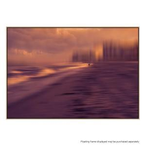 Late Night Thoughts - Canvas Print