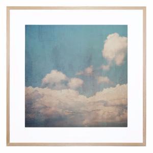 Aer Spatial - Framed Print