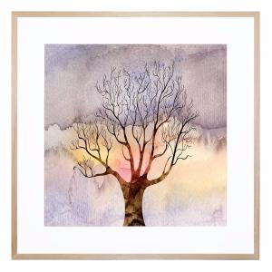 Lucky Tree - Framed Print