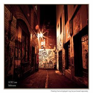 ACDC Lane - Canvas Print