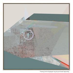 Structure C5 - Canvas Print
