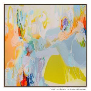 Brain-Freeze - Canvas Print