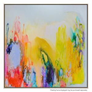 Lily Run! - Canvas Print