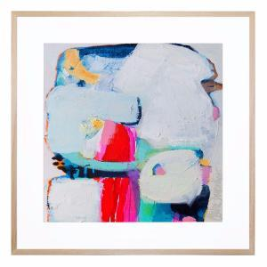 Again - Framed Print
