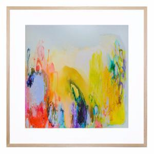 Lily Run! - Framed Print