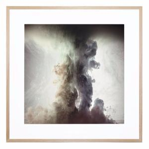 Smokestorm - Framed Print