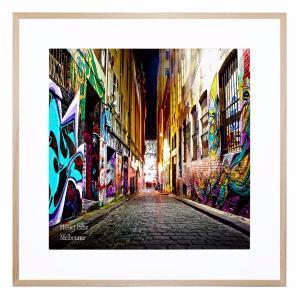 Hosier Lane - Framed Print