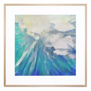 Painted Sky - Framed Print