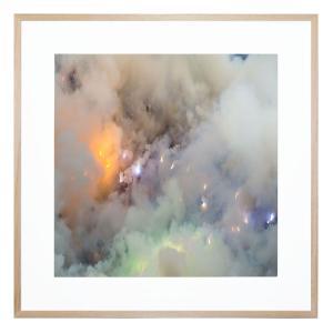Fireskies - Framed Print
