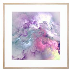 Galaxial Force - Framed Print