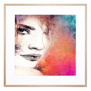 Candour - Framed Print