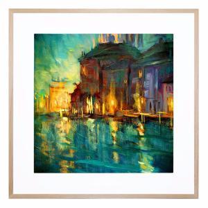 Grand Canal - Framed Print