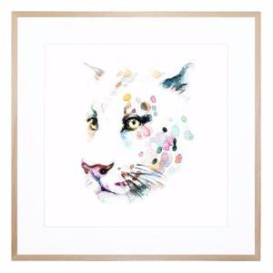 Wild Cat - Framed Print