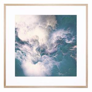 Oceanic Storm - Framed Print