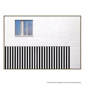Barcode Room - Canvas Print