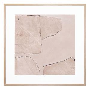 Rose Quartz - Framed Print