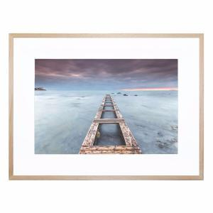 In Silence We Yearn - Framed Print