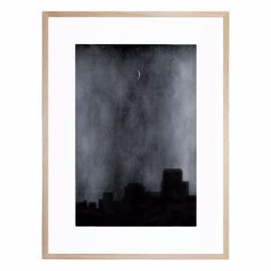 Silver - Framed Print
