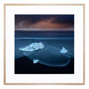 The Destination - Framed Print