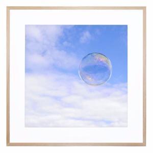Cloud Bubble - Framed Print