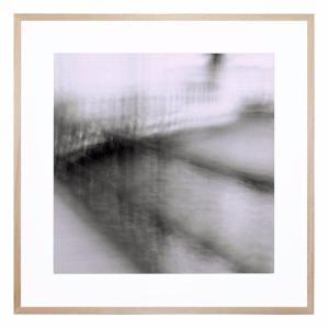 Path to Bridge - Framed Print