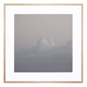 Soft Cloud 2 - Framed Print