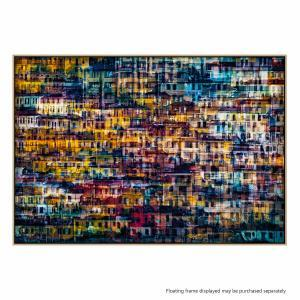 Mad World - Canvas Print