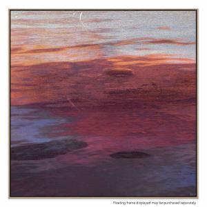 Sun Water - Canvas Print
