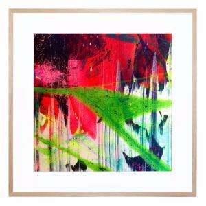 Entirely Frosted 2 - Framed Print