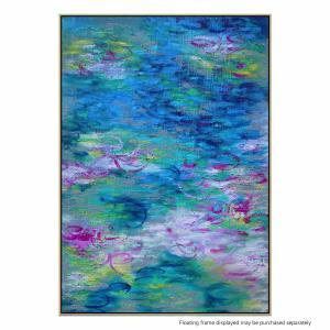 A Touch of Monet - Canvas Print