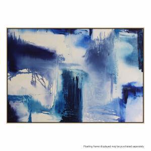 January - Canvas Print