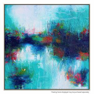 Morning Reflection 2 - Canvas Print