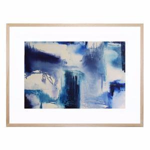 January - Framed Print