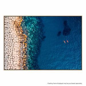 From Above II - Canvas Print