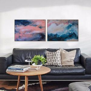 Force 7 / Force 8 - Canvas Print