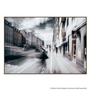 Life in Copenhagen - Canvas Print