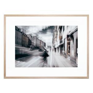 Life in Copenhagen - Framed Print