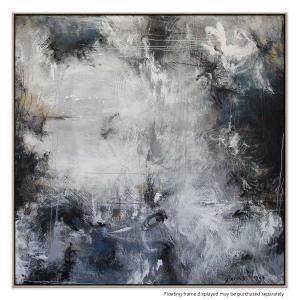 Ballet en blanc - Canvas Print