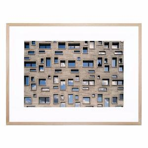 68 Windows - Framed Print