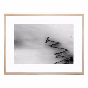 Deserts Embrace - Framed Print