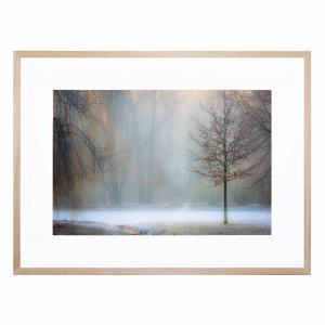 Ethereal Daybreak - Framed Print