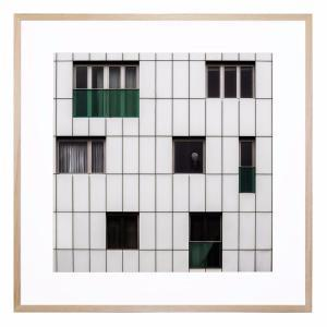 Lonely Panes - Framed Print