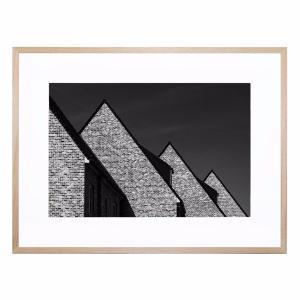 Serial Work - Framed Print